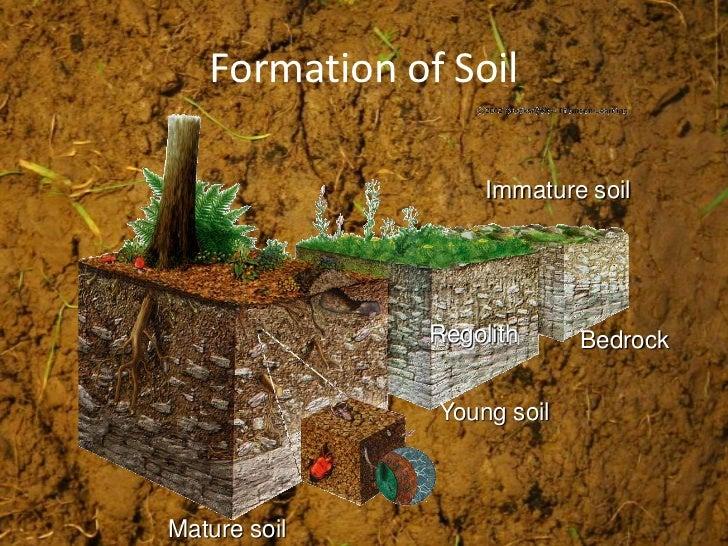 Weathering, soils, & erosion