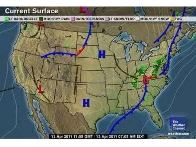 Geography NWS JetStream Air Pressure Tonyas Daily Weather Blog