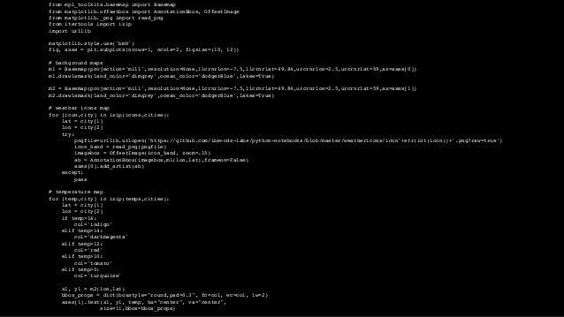 P I X I E D U S T O P E N S O U R C E https://ibm-cds-labs.github.io/pixiedust/ !pip install --upgrade pixiedust