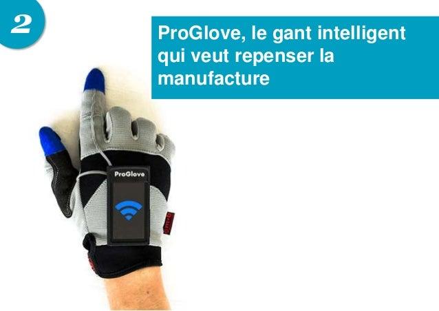 2 ProGlove, le gant intelligent qui veut repenser la manufacture