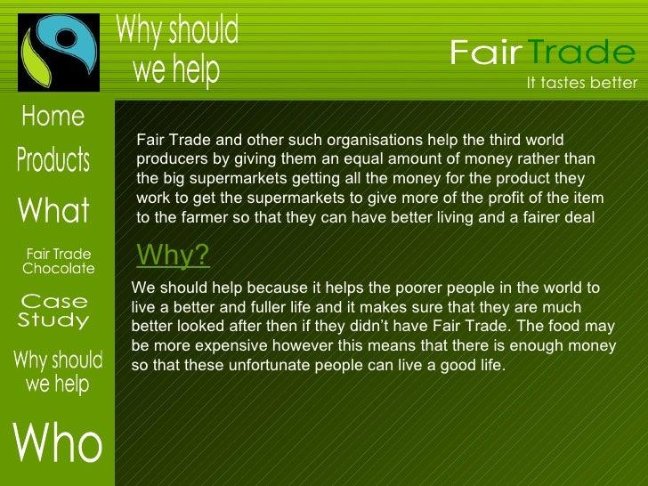 Fairtrade Case Study - YouTube