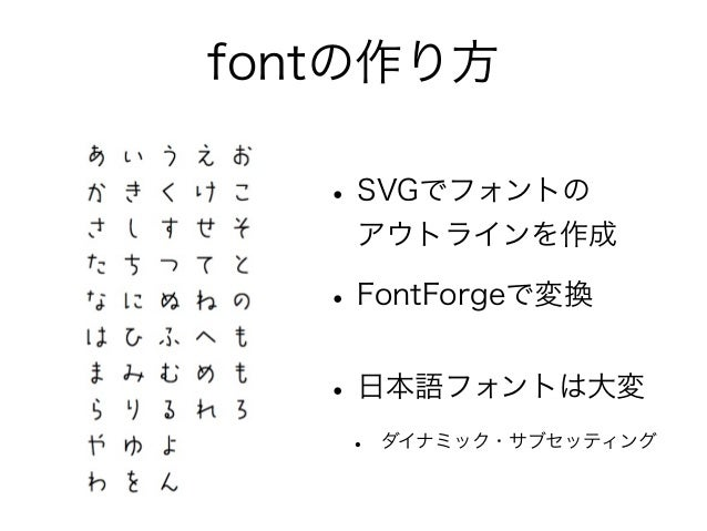 4. アイコンもキレイに •Web Font をアイコン代わりに •retinaにも対応