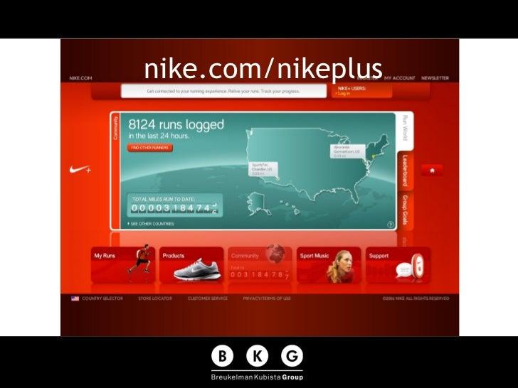 nike.com/nikeplus