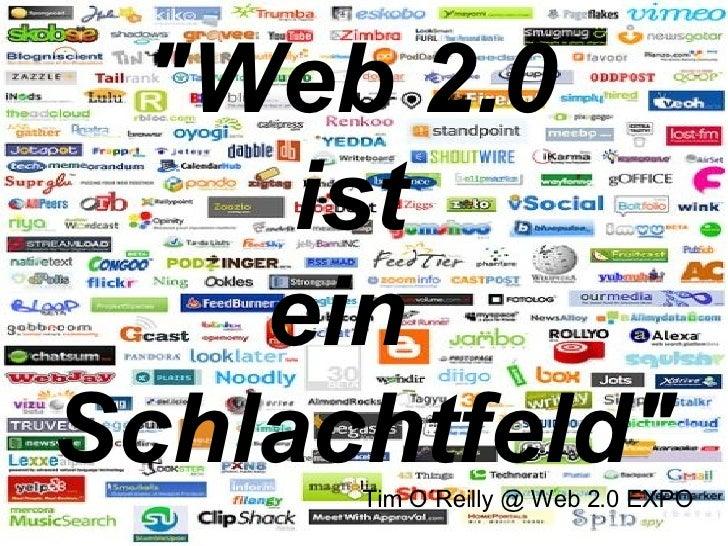 Web 2.0             für Veranstalter     by klisch.net @