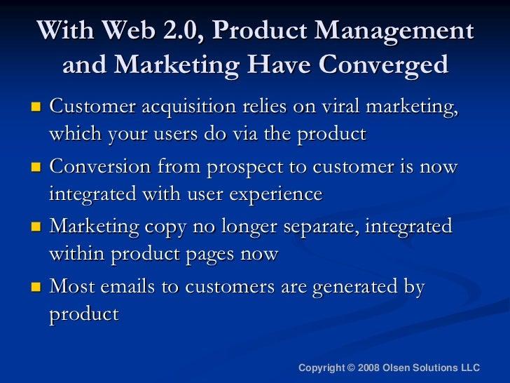Web 2.0 Product Management by Dan Olsen