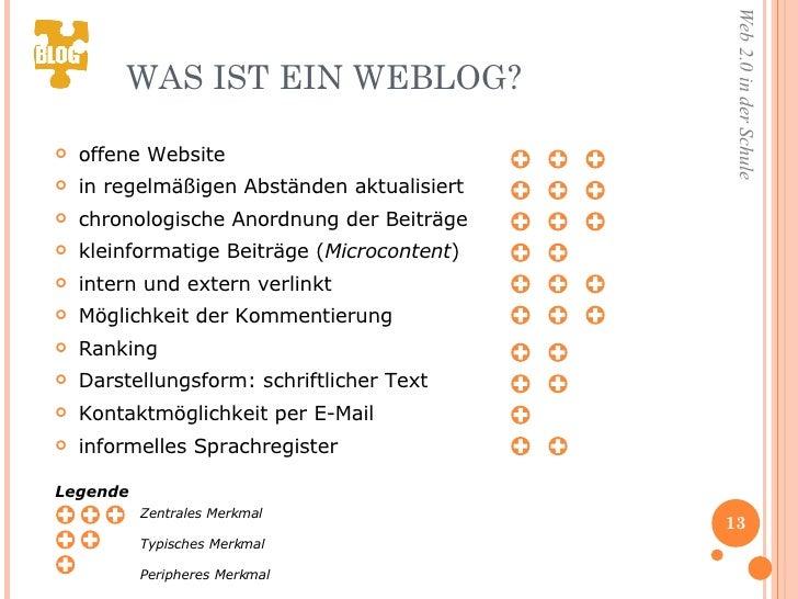 WAS IST EIN WEBLOG? <ul><li>offene Website </li></ul><ul><li>in regelmäßigen Abständen aktualisiert  </li></ul><ul><li>chr...