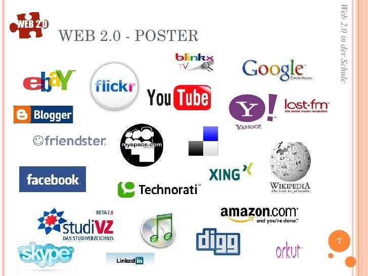 WEB 2.0 - POSTER