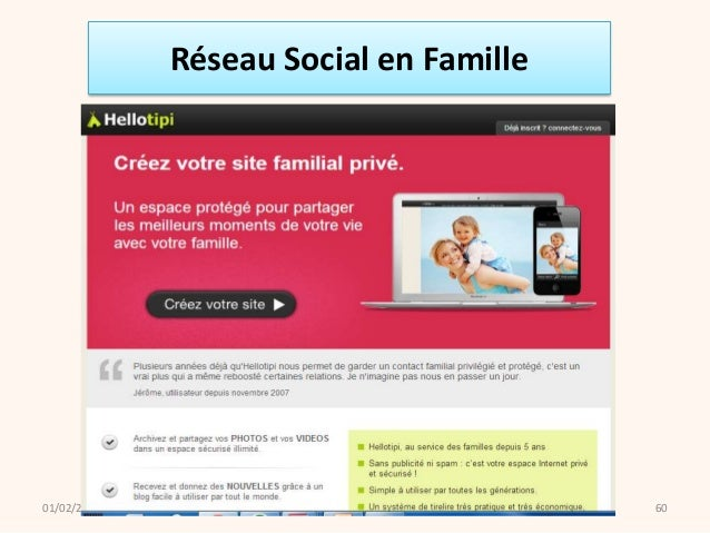 Facebook twitter comprendre for Atelier cuisine meetic