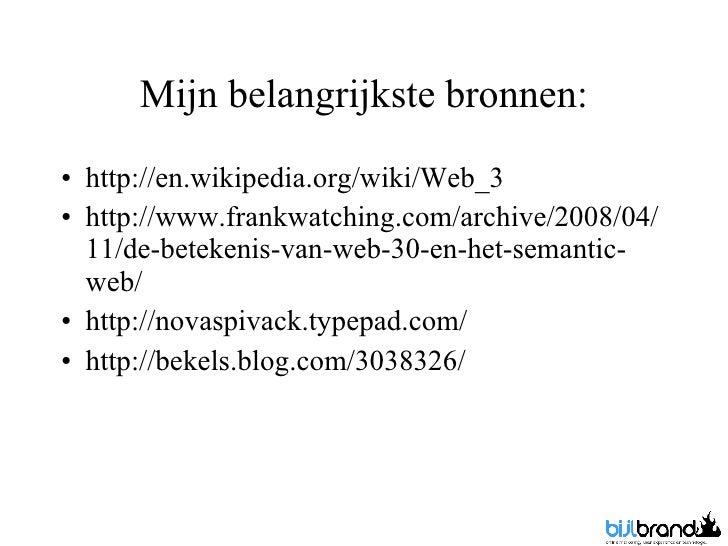 De betekenis van Web 3.0