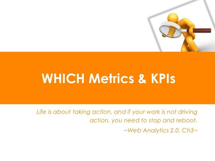 Metrics & KPIs for Websites