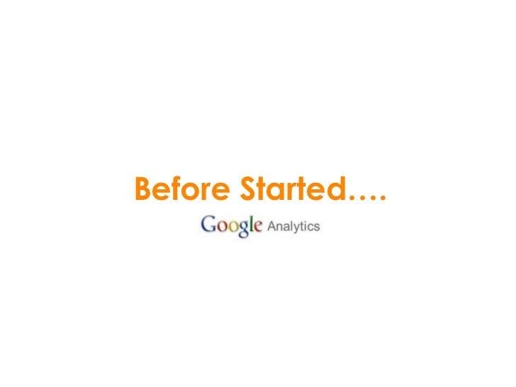 Analytics (分析)