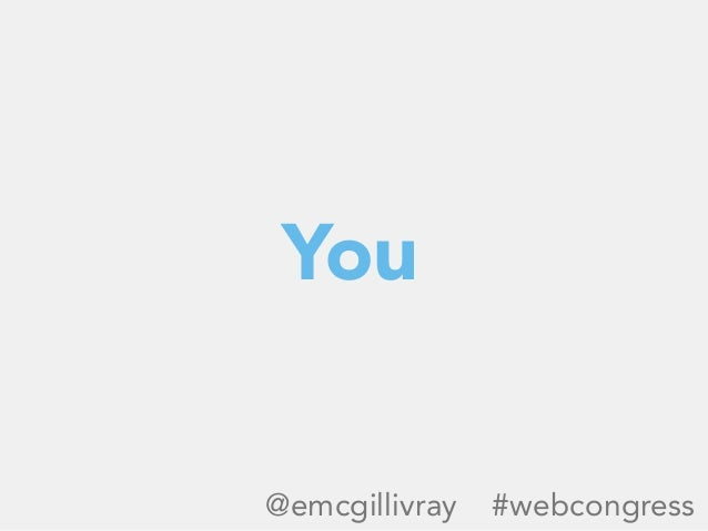 Why 1 Million Social Media Followers Sucks, WebCongress May 2014 Slide 3