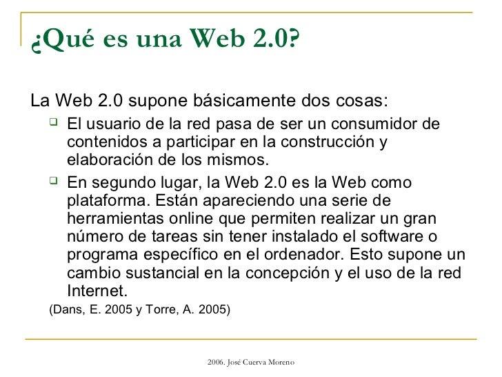 web educativas 2.0 Slide 3