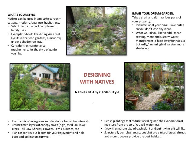 Landscaping with Pacific Northwest Native Plants