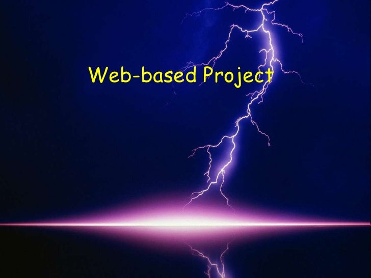 Web-based Project