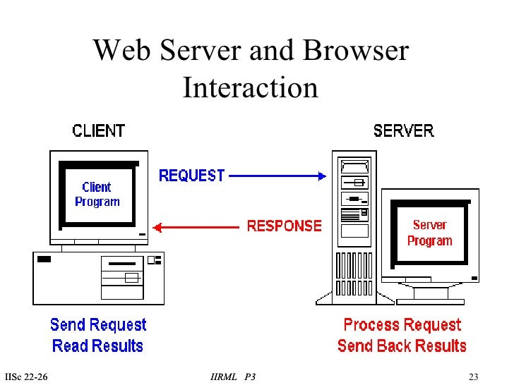 how to start a web server