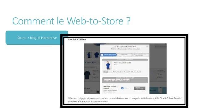Comment le Web-to-Store ? Le cross-canal (à ne pas confondre avec le multi-canal)