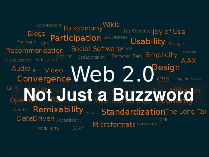 Not Just a Buzzword<br />