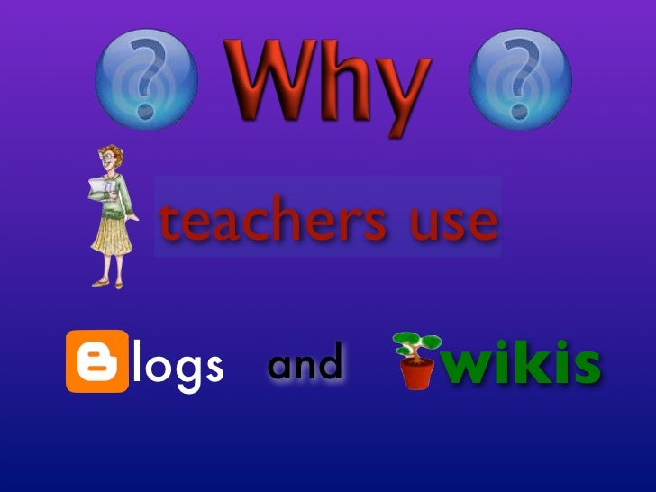 wikis as education tool essay Blogs & wikis: new education tools log in help  blog pros and cons page history last edited by pbworks 10 years, 10 months ago  advantages of blogs.