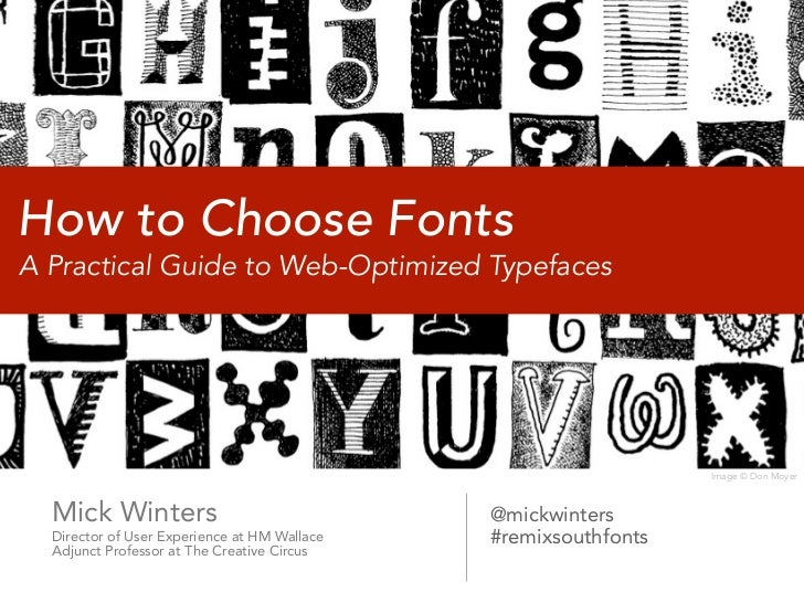 How to Choose FontsA Practical Guide to Web-Optimized Typefaces                                                           ...