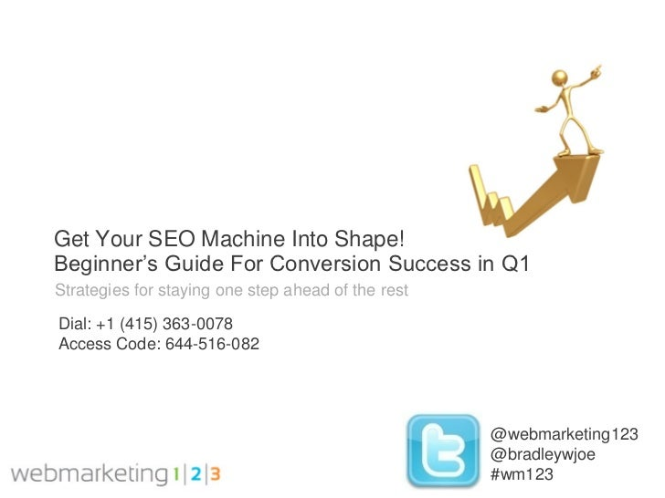 get your seo program into shape beginner s guide to conversion succe
