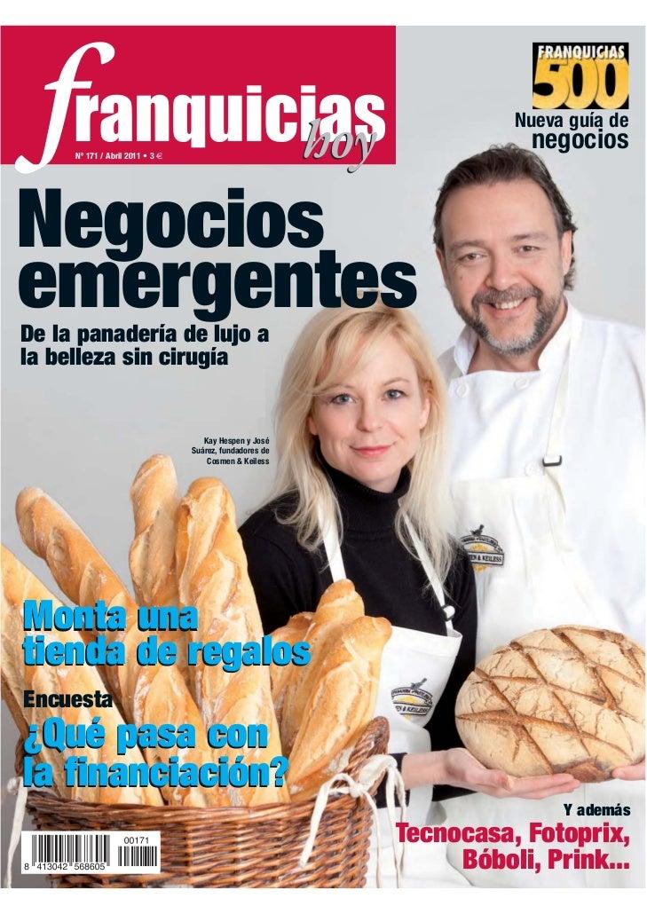 Nueva guía de     Nº 171 / Abril 2011 • 3 €                                                                     negociosNe...