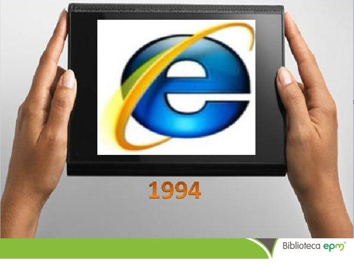 ¿QUÉ ES LA WEB 2.0?Dale Dougherty de O´Reilly dio a conocer este término, en el año 2004cuando se realizó la primer confer...