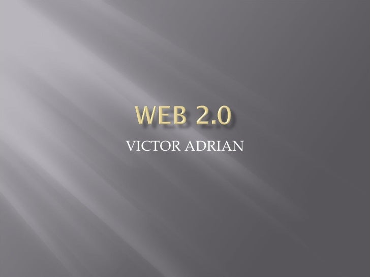 VICTOR ADRIAN
