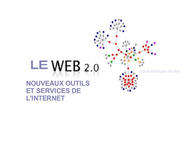NOUVEAUX OUTILSET SERVICES DELINTERNETGraf du site Espace doc Web1