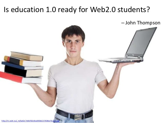Web2.0 in the classroom…The Who, What, Where and the How Slide 2