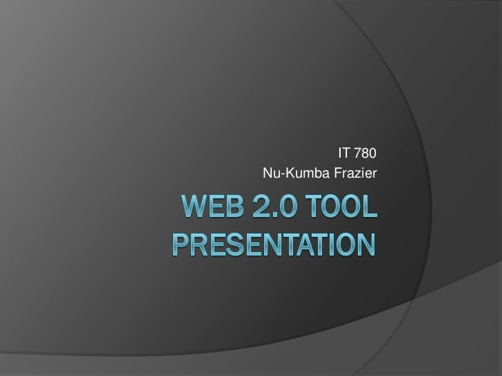 IT 780Nu-Kumba Frazier