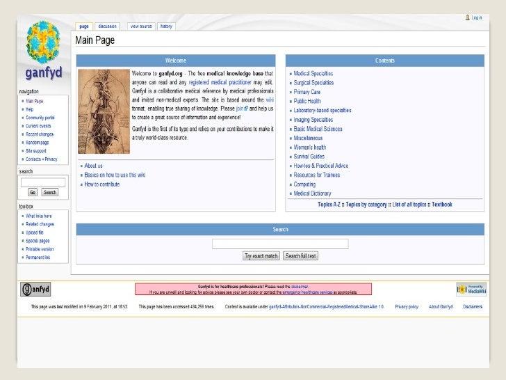 Asignatura donde utilizanHerramientas Web 2.0. UN 2010         Caballero-Uribe et al. data on file