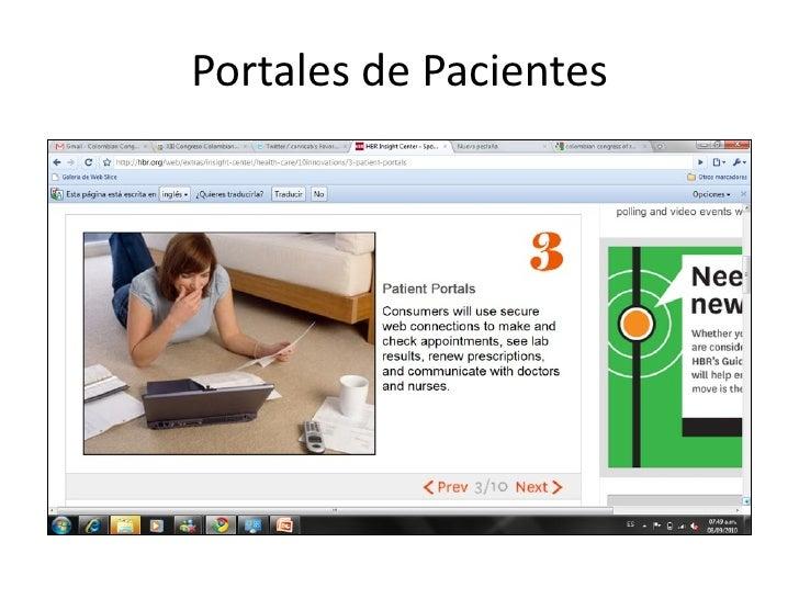PortalesdePacientes