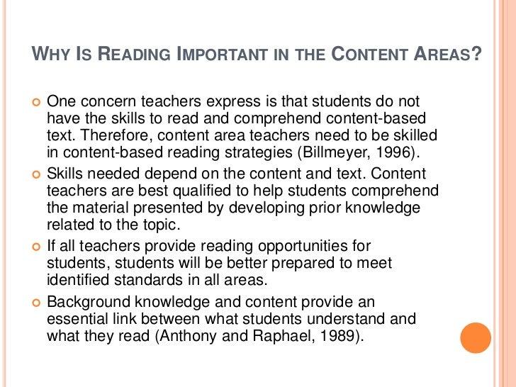 writing across the curriculum rubric