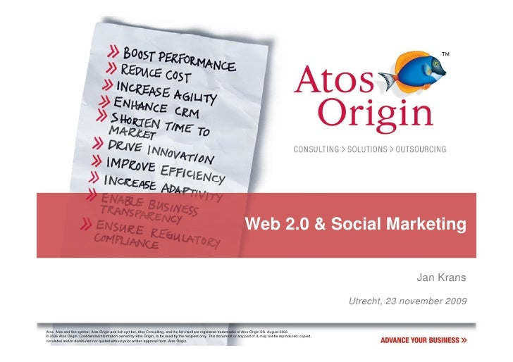 Web 2.0 & Social Marketing                                                                                                ...