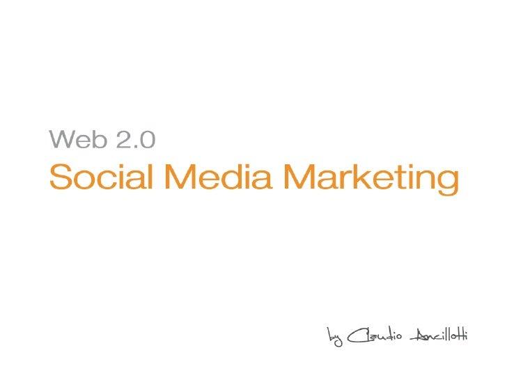 E' in costante aumento il numero di Aziende     Trovare nuovi Clienti e testare i loro gusti, che investono nel Web 2.0 e ...