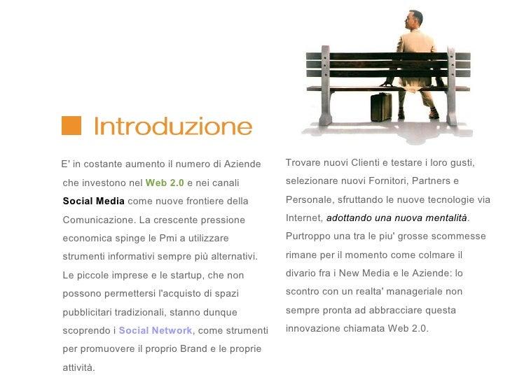 Web2.0 e il Social Media Marketing visto da Claudio Ancillotti Slide 2