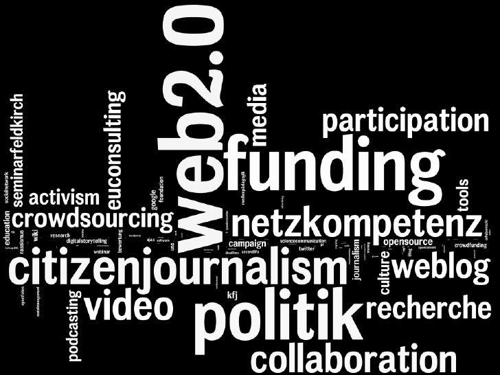 Web2.0 Wieselburg Slide 3