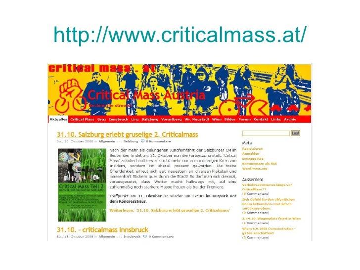 http://www.criticalmass.at/