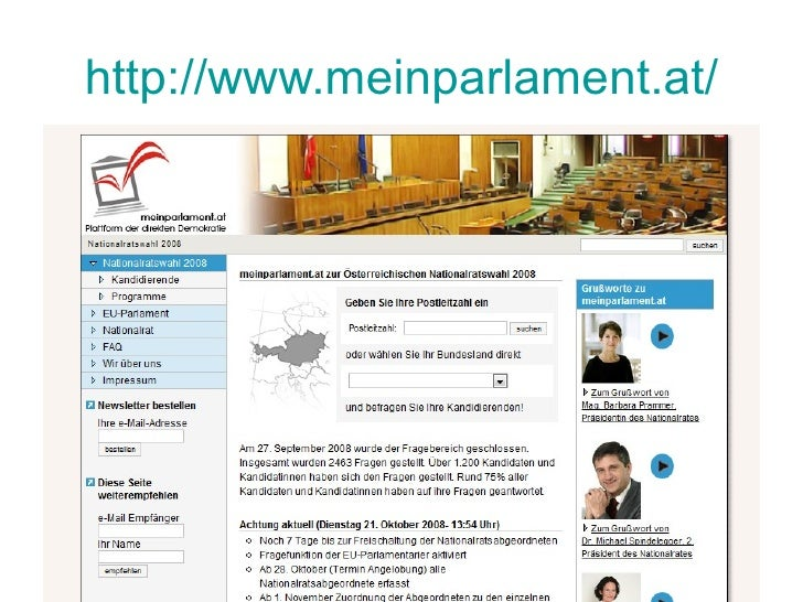 http://www.meinparlament.at/