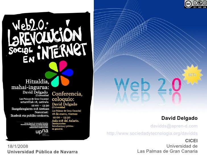 18/1/2008  Universidad Pública de Navarra