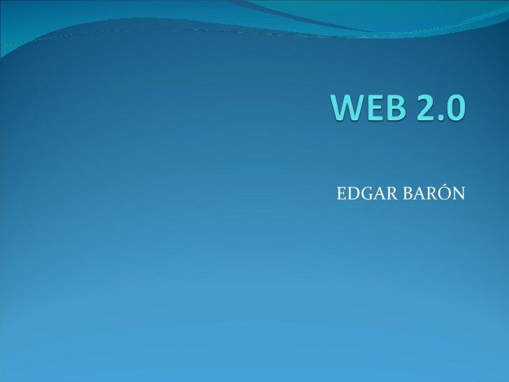 EDGAR BARÓN
