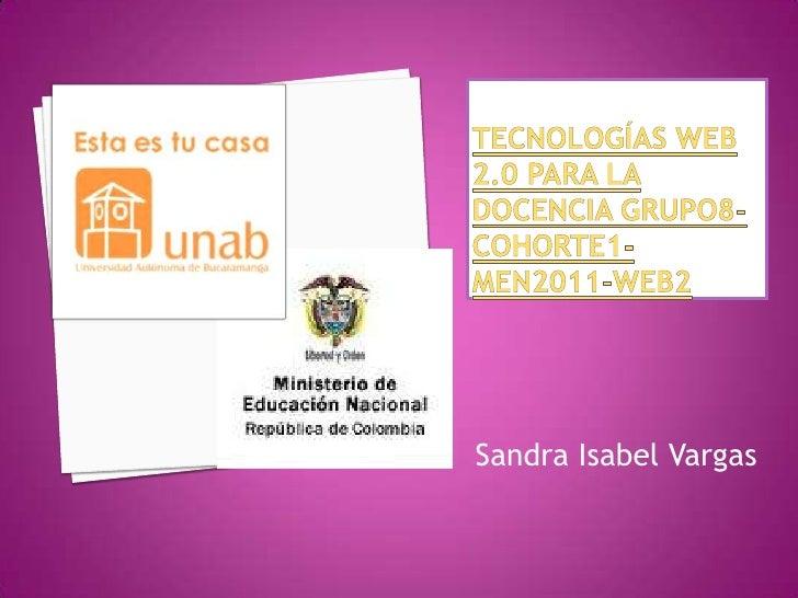 Sandra Isabel Vargas