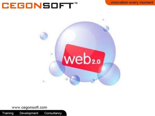 What is Web2.0? Web 2.0 is commonly associated with Web Applications and is the popular term for advanced internet technol...