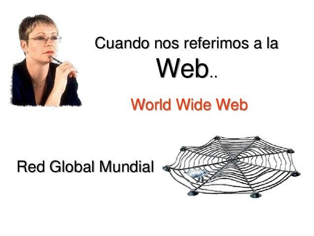 Web2.0 creando mi primer aula digital Slide 2