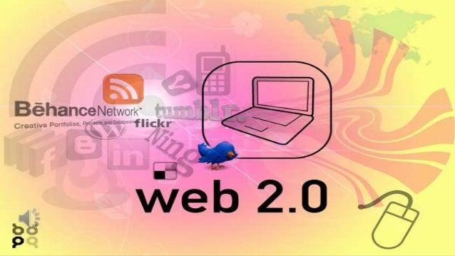 « Web 2.0 é a mudança para a internet como plataforma, é um entendimento das regras para obter sucesso nesta nova platafor...