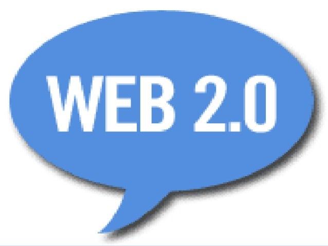 Web 2.0. • Permite a los usuarios interactuar y colaborar entre sí como creadores de contenido generado por usuarios en un...