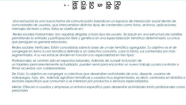  Click to edit Master text styles Second level Third level Fourth level Fifth level  Unared sociales una nueva forma d...