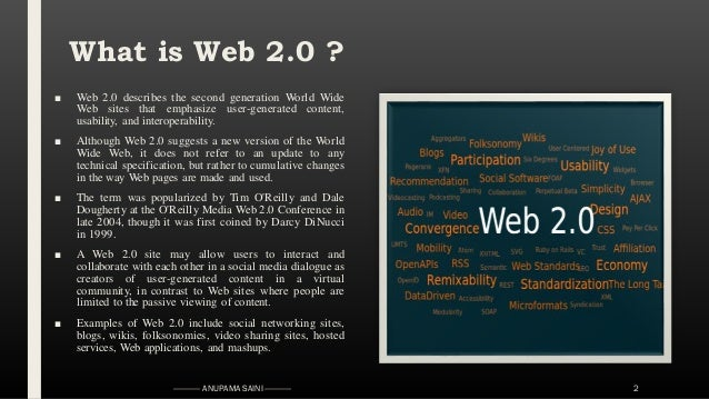 Web 20 In Libraries