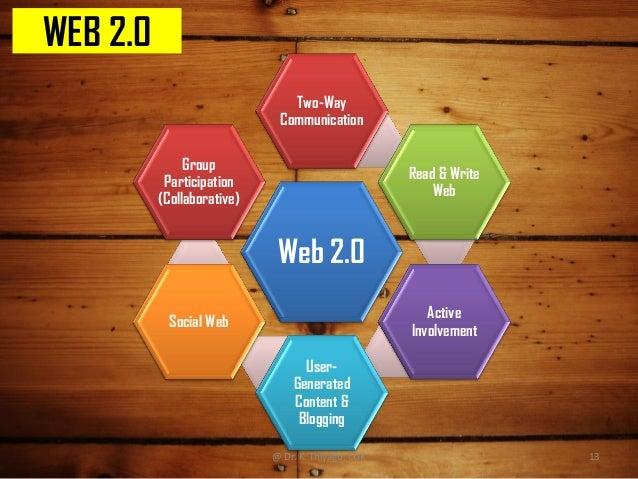 Web 2.0 and Web 3.0 Tools in Education - T hiyagu